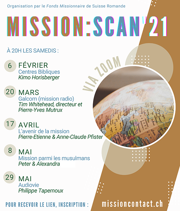 "Programme Mission:SCAN""21"